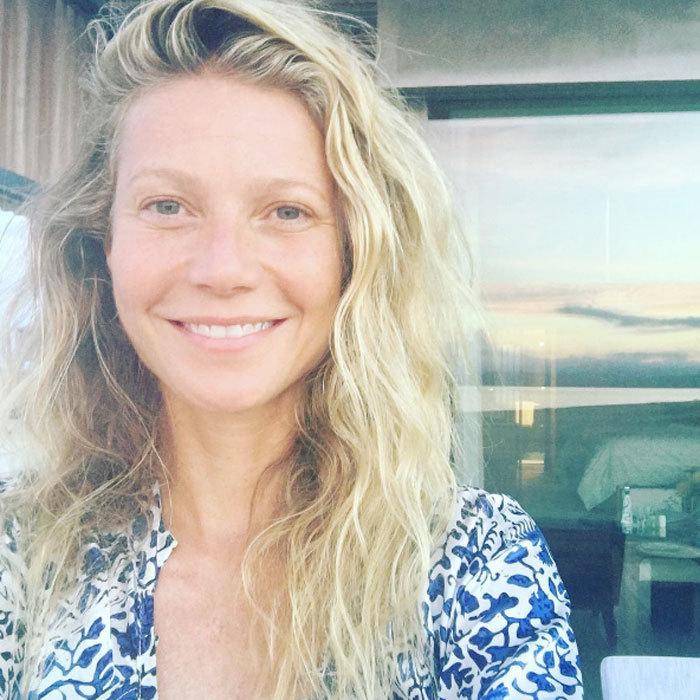 Gwyneth P. No makeup