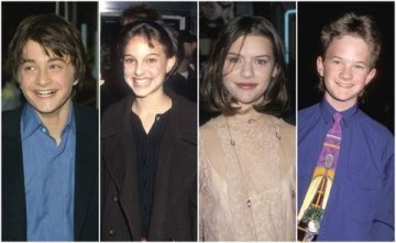 5 Child Stars Who Grew Up to Be Extremely Gorgeous