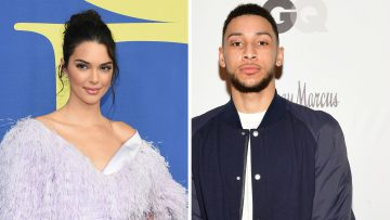 Kendall Jenner Is Rumored to Be Living With Ben Simmons