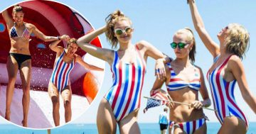 Taylor Swift's Fourth of July Party