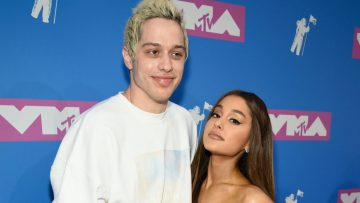 Ariana Grande's fiancee talks about Ariana, death threats, his ex and more