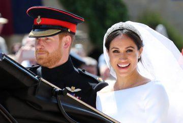 Prince Harry and Meghan Markle's Royal Wedding Day