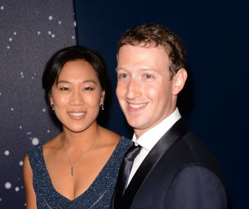 Mark Zuckerberg and Priscilla welcome their daughter August!