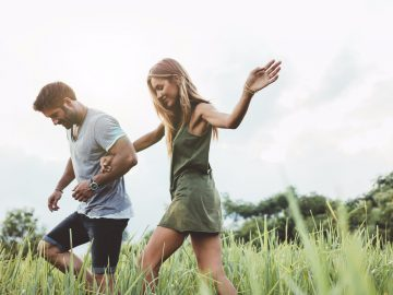 5 Flirting Tips To Swipe Him Off His Feet