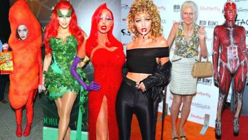 5 Legendary Celebrity Halloween Costumes