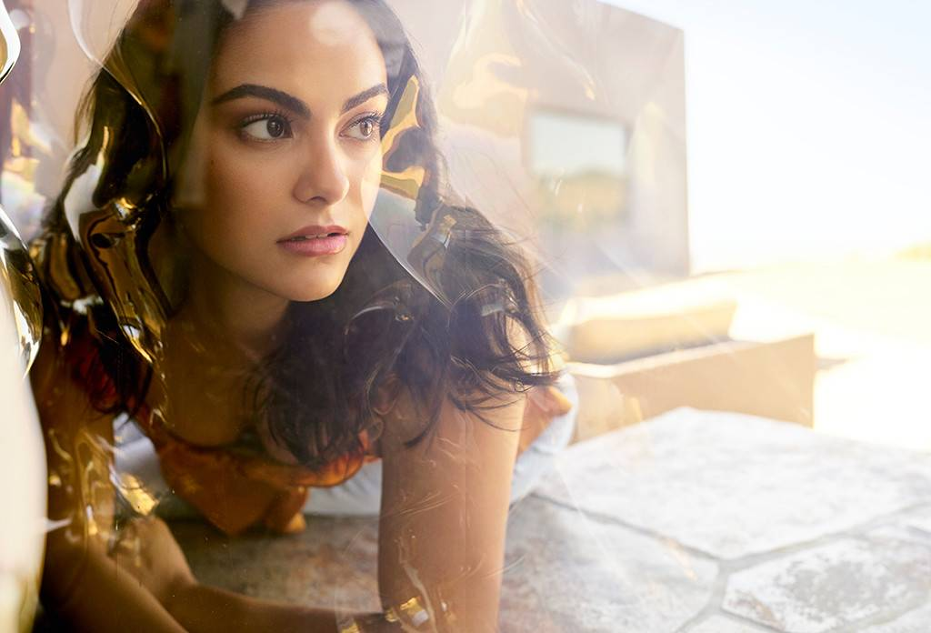 How Camila Mendes Is Turning Her Past Eating Disorder Into Something