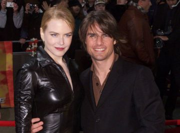 Nicole Kidman Says Divorcing Tom Cruise Forced Her to ''Grow Up''