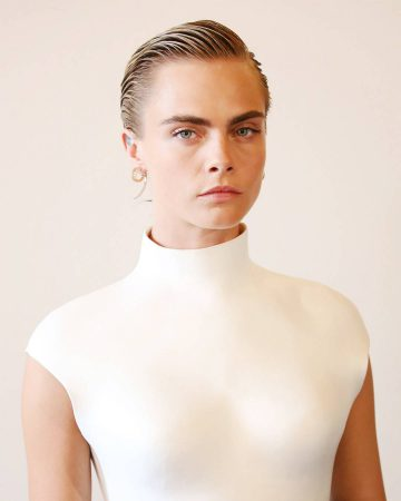 Cara Delevingne Says You Only Need 2 Makeup Products