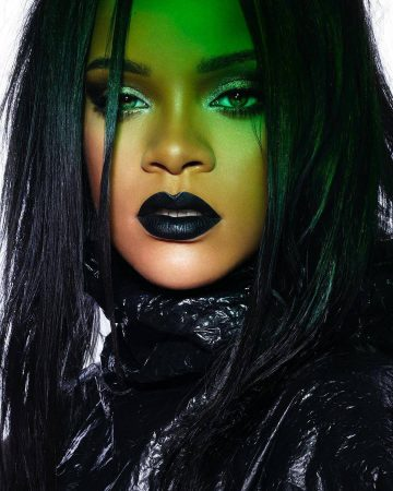 "Rihanna Shares 3 Game-Changing Makeup Tips in Her ""Gothic Chic"" Tutorial"