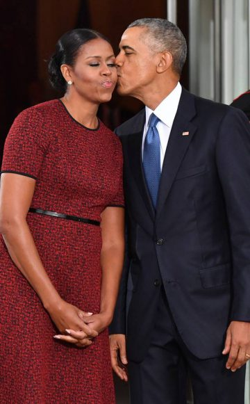 Barack Obama and Michelle Obama Celebrate Their Wedding Anniversary With So Much Sweetness