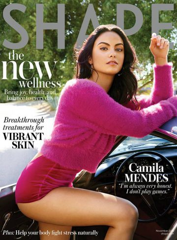 How Camila Mendes Is Turning Her Past Eating Disorder Into Something ''Positive''