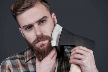 Beards Are an Equivalent for Makeup, And Here are We Have Pics to Prove It