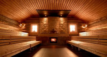Saunas Increase Your Health and Your Longevity