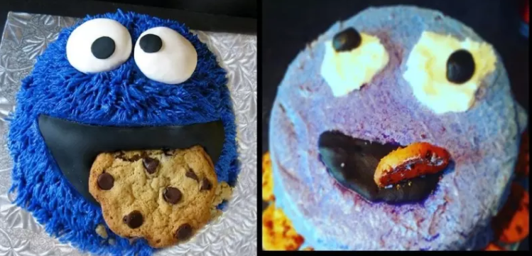 You Definitely Don't Want These Cakes For your Birthday