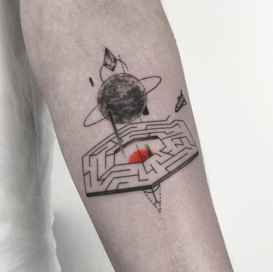 tattoo ideas, creative tattoos