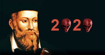 Spine-chilling: Nostradamus predicted what will happen in 2020 🤯🧐