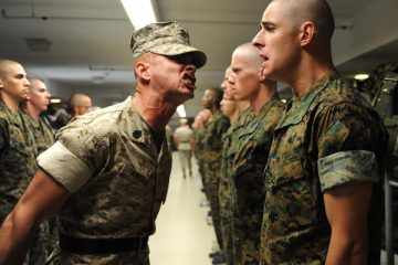 Soldiers Reveal Funniest Drill Sergeant Moments